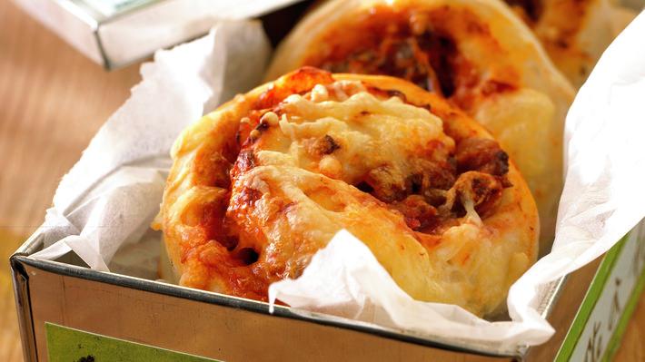 Pizzasnurrer Oppskrifter