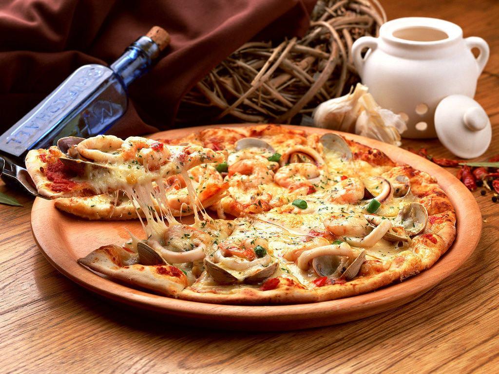 Salsa Pizza Aiola